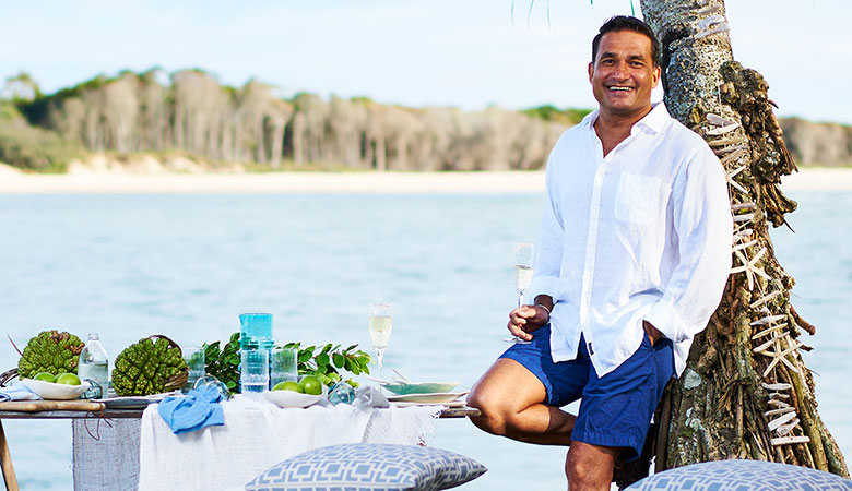 Peter Kuruvita Celebrity Chef Noosa