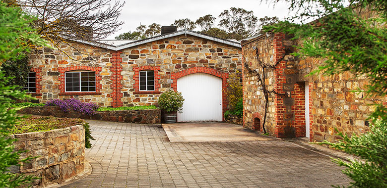 Iconic Yalumba in the Barossa