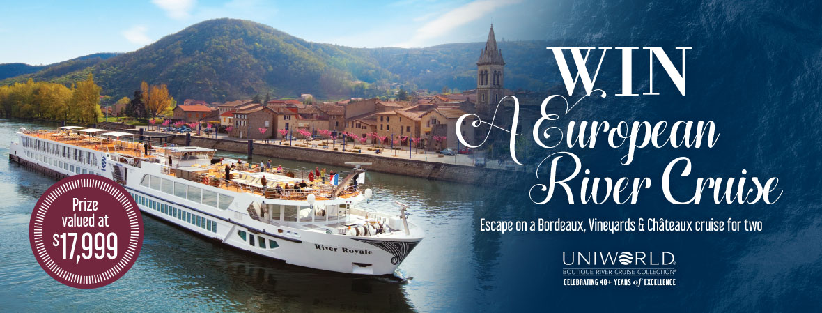 Uniworld European River Cruise Competition
